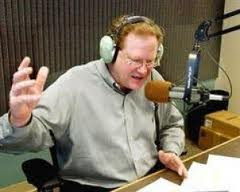 Ed Schultz Broadcasting In-Studio