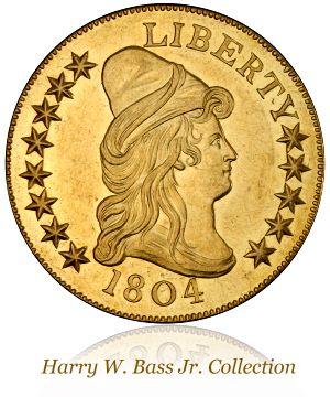 1804 Gold Eagle