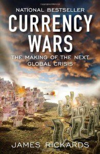 """Jim Rickards Is Also The Author Of The National Best Seller """"Currency Wars"""""""