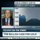 Jim Rickards Discusses Owning Gold On CNBC