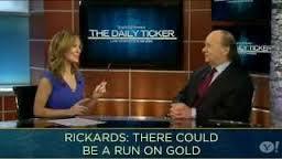 Jim Rickards Discusses Gold Demand