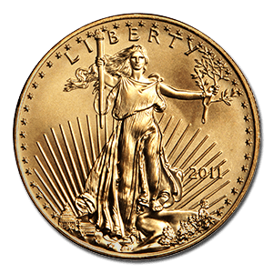 Gold Eagle Coins Can Be Held Inside Of An IRA
