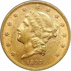 Coins Like This Were Produced During The Gold Standard.