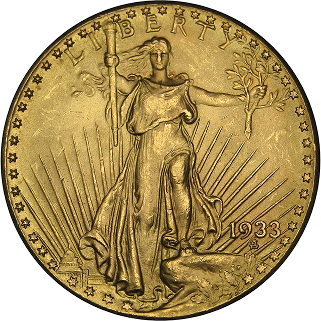 The Gold Standard Was Changed In 1933.