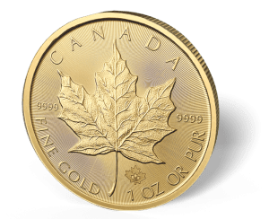 Gold Coins Like This One Can Be Held Inside Of An IRA.