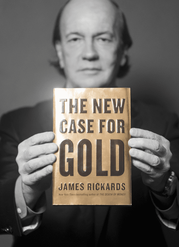 Jim Rickards Interview : The New Case For Gold