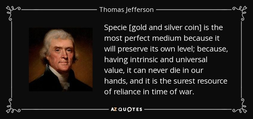 Great Gold And Silver Quotes