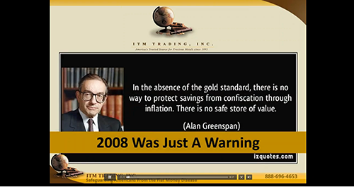 Start Here: 2008 Was Just A Warning!!