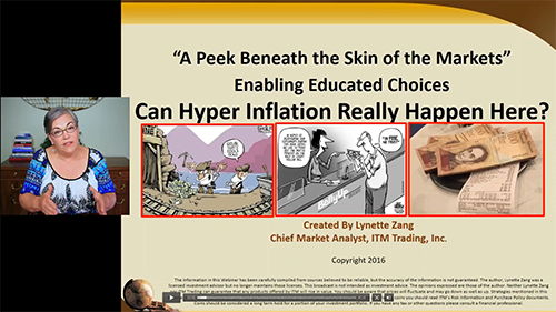 Can Hyperinflation Really Happen? –  Run time: 34:18
