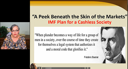 IMF Plan for a Cashless Society – Run time: 29:29