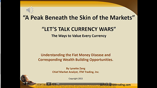 Let's Talk Currency Wars –  Run time: 30:40