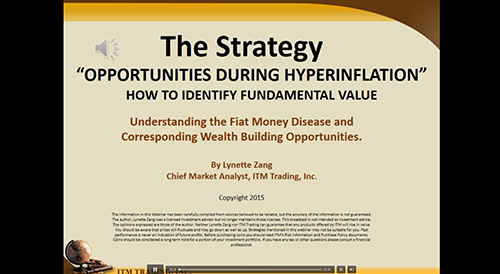 Wealth Building Opportunities During Hyperinflation – Run time: 30:04