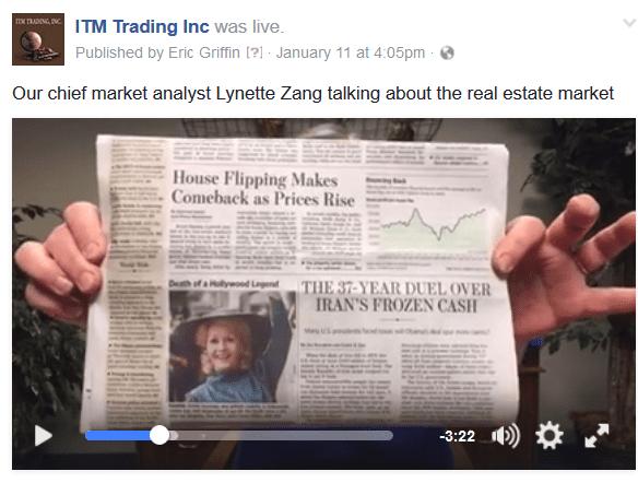 Lynette Zang Facebook Videos