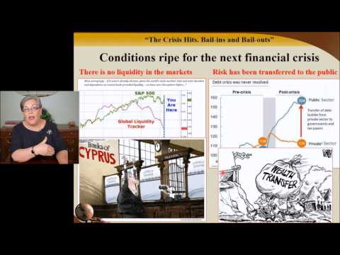 The Crisis, The Bail In and The SDR - Full Webinar