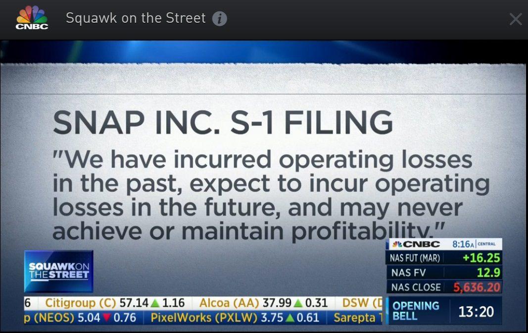 2-3-17 Snap 2 raise 3 bil no profit