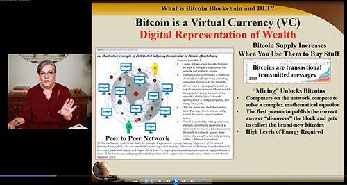 2.8.2017 Bitcoin Blockchain and the SDR