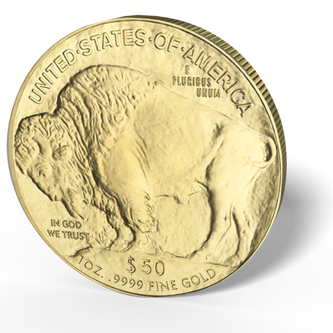 Picture for category American Gold Buffalo Coins