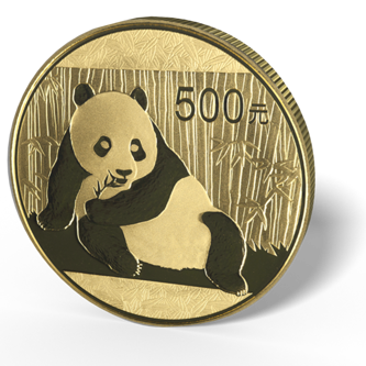 Picture for category Chinese Gold Panda Coins