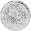 Picture of 2015 2 oz Australian Silver Goat