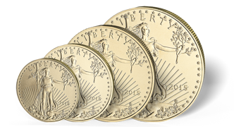 Picture for category American Gold Eagle Coins