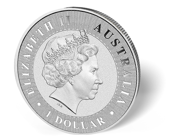 Picture of 1 oz Australian Silver Kangaroo - 2016