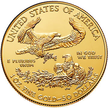 Picture of 2020 1 oz American Gold Eagle
