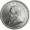 silver bullion, 2020 1 oz south african silver krugerrand, silver coin