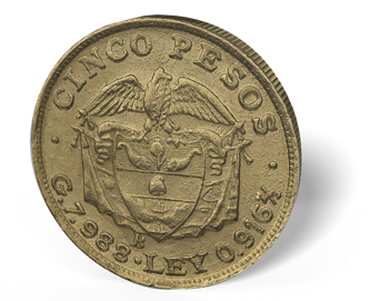 Picture for category Colombian Gold Coins