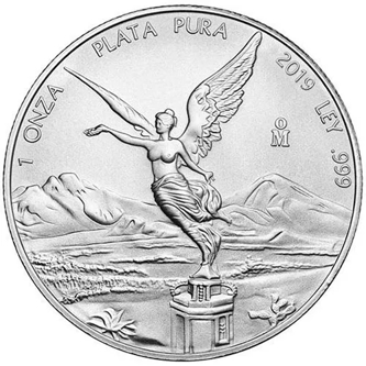 Picture for category Mexican Silver Coins