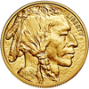 Picture of 2021 1 oz American Gold Buffalo Coin
