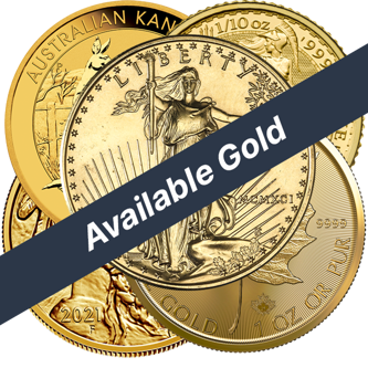 Picture for category Available Gold Bullion