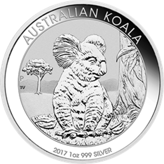 Picture for category Australian Silver Coins